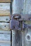 Puerta cerrada Fotos de archivo