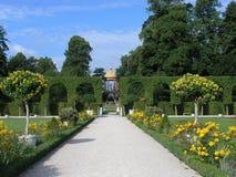 Puerta danesa imágenes de archivo libres de regalías