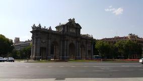 Puerta de Acala Lizenzfreies Stockbild