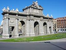 Puerta de Alcalá - Madrid Stock Photos