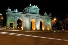 Puerta De Alcala Obraz Stock