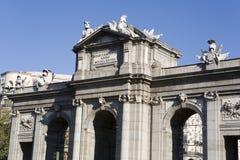 Puerta de Alcala Stock Images