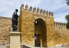 Puerta de Almodovar,  Cordoba Royalty Free Stock Image