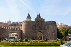 Puerta de Bisagra Stock Image