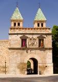 Puerta de Bisagra Nueva Stock Images
