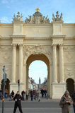 Puerta de Brandeburgo en Potsdam fotos de archivo