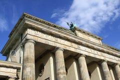 Puerta de Brandenburgo Fotos de archivo libres de regalías