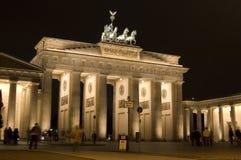 Puerta de Brandenburgo Imagen de archivo