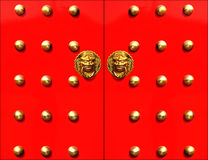 Puerta de China Fotografía de archivo