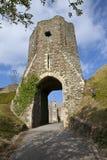 Puerta de Colton en el castillo de Dover Fotos de archivo libres de regalías