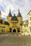 Puerta de Craffe, Nancy en Lorena, Francia Fotos de archivo libres de regalías