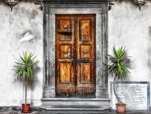 Puerta de entrada Imágenes de archivo libres de regalías