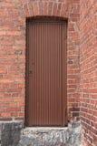 Puerta de entrada Imagen de archivo libre de regalías