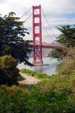 Puerta de Goldent, San Francisco fotografía de archivo libre de regalías