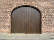 Puerta de granero Fotografía de archivo