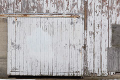 Puerta de granero Imagenes de archivo