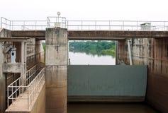 Puerta de inundación Imagen de archivo