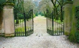 Puerta de Irone Fotografía de archivo