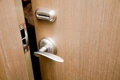 Puerta de Keycard Imagenes de archivo