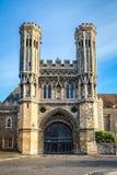 Puerta de la abadía de St Augustine en Cantorbery, Inglaterra Fotografía de archivo libre de regalías