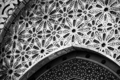 Puerta de la bóveda Foto de archivo
