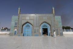 Puerta de la capilla de Ali imagenes de archivo