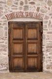 Puerta de la casa fotografía de archivo libre de regalías
