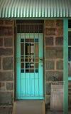 Puerta de la casa de peaje Imágenes de archivo libres de regalías