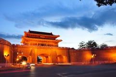 Puerta de la ciudad Imagenes de archivo