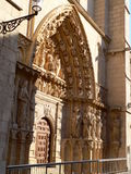 Puerta de la Coroneria, Burgos ( Spain ) Royalty Free Stock Image