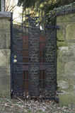 Puerta de la entrada fotos de archivo libres de regalías