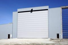 Puerta de la fabricación Foto de archivo libre de regalías
