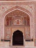Puerta de la fortaleza Foto de archivo libre de regalías
