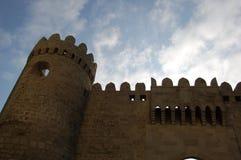 Puerta de la gala de Qosha imágenes de archivo libres de regalías