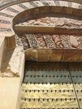 Puerta de la mezquita de Córdoba Fotos de archivo