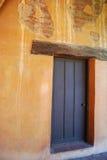 Puerta de la misión Fotografía de archivo libre de regalías