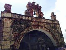 Puerta de la piedra y del hierro Imagen de archivo