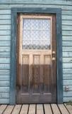 Puerta de la vendimia Fotografía de archivo libre de regalías