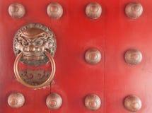 Puerta de los leones Imagen de archivo