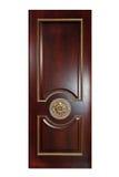 Puerta de lujo hecha a mano. Fotos de archivo libres de regalías