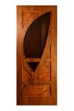 Puerta de lujo hecha a mano. Imagen de archivo libre de regalías