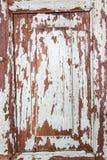 Puerta de madera del Grunge fotos de archivo