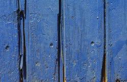 Puerta de madera del vintage Imágenes de archivo libres de regalías