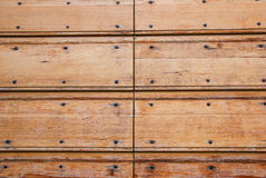 Puerta de madera texturizada vieja imagen de archivo