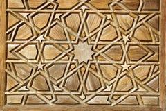 Puerta de madera vieja del fragmento Imágenes de archivo libres de regalías