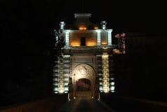Puerta de Mdina foto de archivo