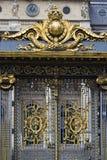 Puerta de oro fotografía de archivo