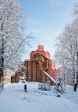 Puerta de oro famosa en Kiev Fotografía de archivo