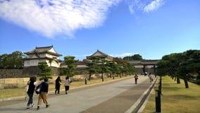 Puerta de Osaka Castle Foto de archivo