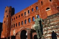 Puerta de Palatina Fotos de archivo libres de regalías